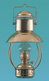 Weems & Plath Electric Trawler Lamp