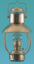 Weems & Plath Oil Trawler Lamp
