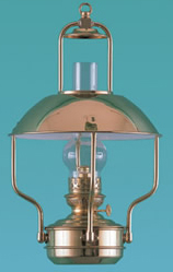 Weems & Plath Oil Clipper Lamp