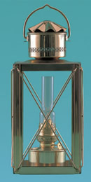 Weems & Plath Oil Cargo Lantern