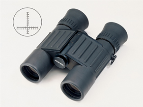 Weems & Plath 7x28 Apache Military Binocular w/ M-22 reticle
