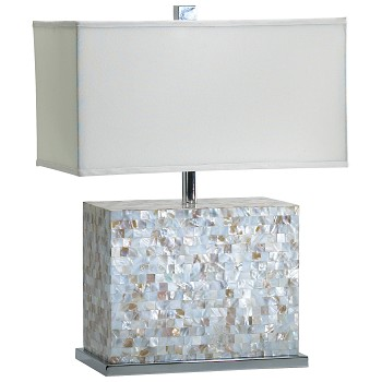 Tile Table Lamp