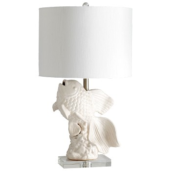 Fish table lamp aloadofball Image collections