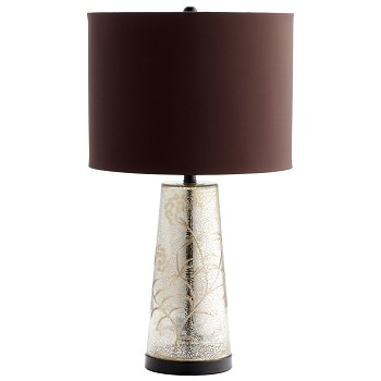 Golden crackle table lamp mozeypictures Images