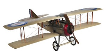 Spad XIII Model Airplane