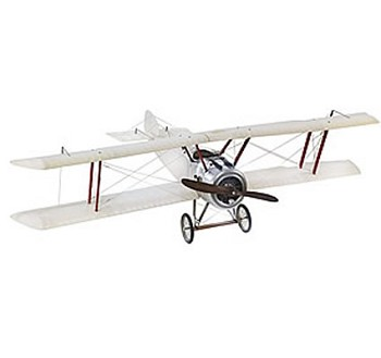 Large Transparent Sopwith Camel Model Airplane