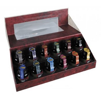 Colorful Prose Ink Bottles