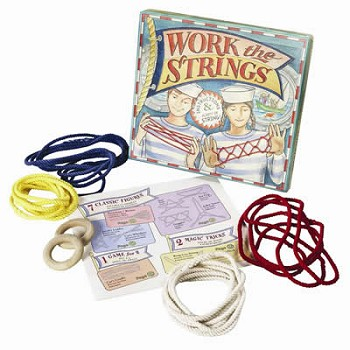 Kid's Work the Strings