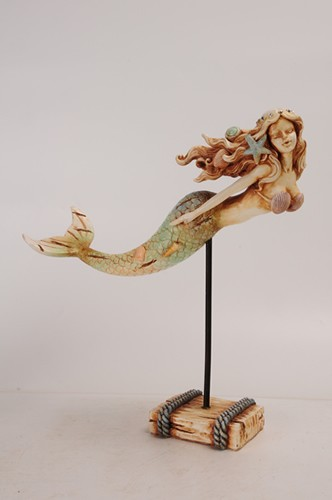 Mermaid on Stand