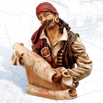 Pirate w/ Map
