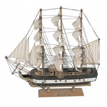 Small USS Constitution Warship
