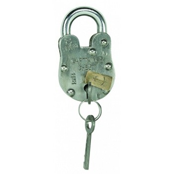 Captains Chest Padlock w/ Key