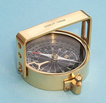 Clinometer Handle Compass