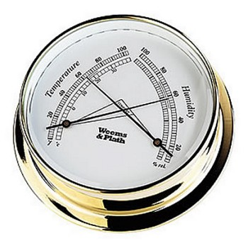 Weems & Plath Brass Endurance 085 Comfortmeter