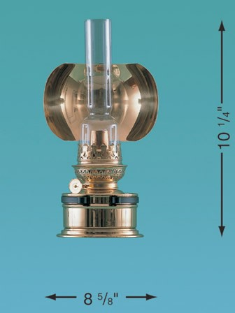 Weems & Plath Oil Pantry Lamp